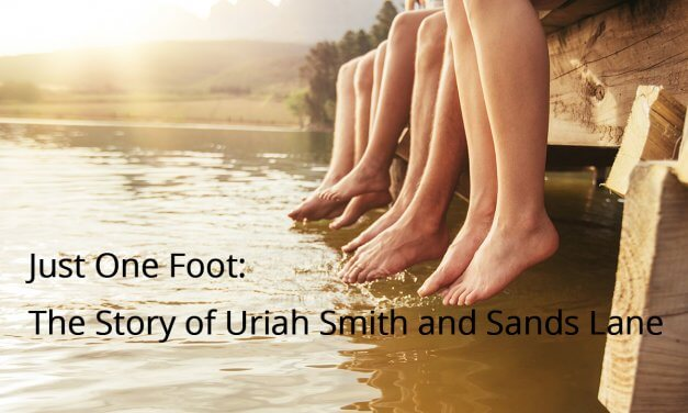 Just One Foot: The Story of Uriah Smith and Sands Lane
