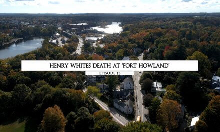 Henry White's Death At Fort Howland