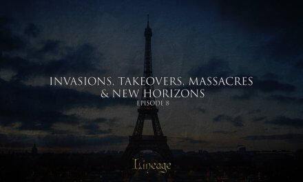 Invasions, Takeovers, Massacres and New Horizons | Lineage Broadcast Episode 8