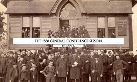The 1888 General Conference Session